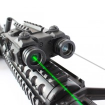 Viseur laser vert + infrarouge