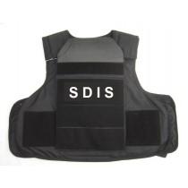 Gilet SDIS IV  (armes de guerre) niveau IV stand alone en CERAMIQUE