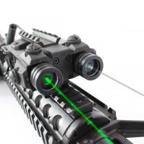 Viseur tactique laser visible et invisble