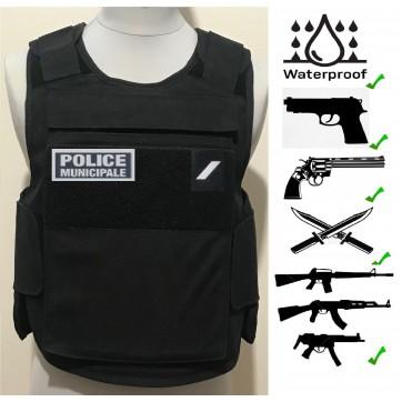 Gilet PM niveau III+ polyéthylène ( contre les calibres de guerre 5.56 et 7.62) Gilet POLICE / P-M790,00 €