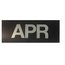 Dossard velcro APR (Agent de Protection Rapprochée) Signalétiques17,00 €