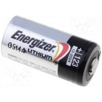 Lot 2 piles lithium CR123