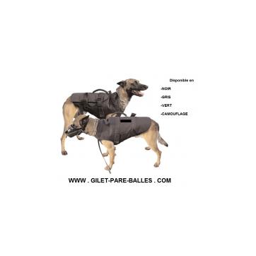 Gilet pare balles pour chien - Niveau IIIA Gilets canins699,00 €